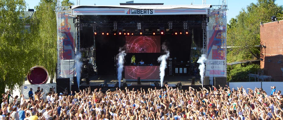 MTV Mobile Beats Festival 2013 (inkl. 2×2 Tickets)