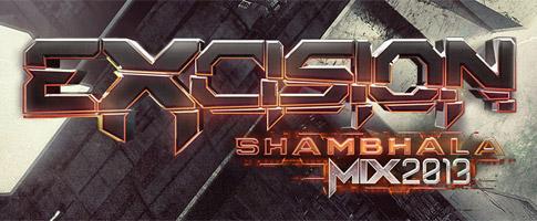 Excision – Shambhala 2013 Mix (inkl. Tracklist)