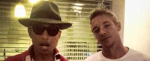 Major Lazer feat. Pharrell – Aerosol Can (Mr. Carmack Refix)