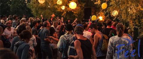 Feel Festival 2014 vom 11.-13.07. (inkl. 1×2 Gästelisteplätze)