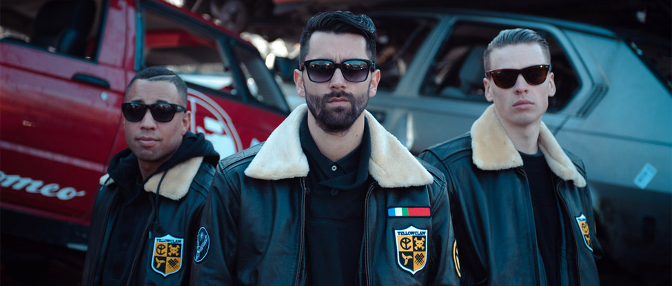 Yellow Claw & Cesqeaux – Legends EP