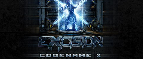 Excision – Codename X (inkl. Tracklist)