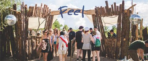 Feel Festival 2015 vom 10.-13.07.2015 (inkl. 1×2 Gästelistenplätze)