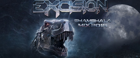 Excision – Shambhala 2015 Mix (inkl. Tracklist)